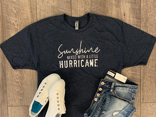 Sunshine and Hurricane Tee