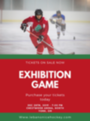 Exhibition Game - LIHF Women - Toronto