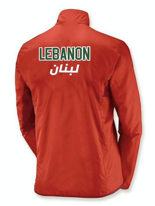 Official Team Lebanon Jacket