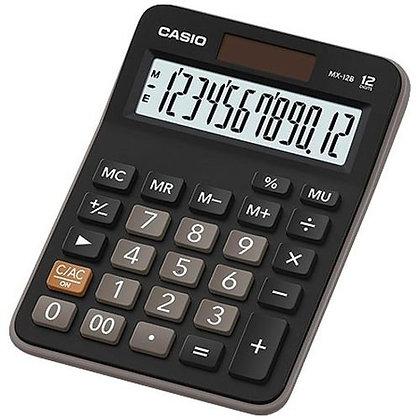 Calculadora Casio de Mesa 12 Digitos MX-12B