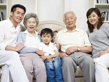 家庭团聚类移民