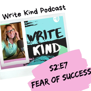 Writers & Illustrators: What Is the Fear of Success?