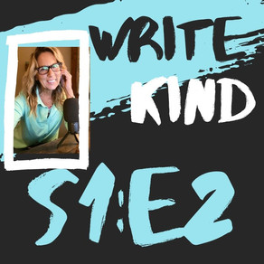 S1:E2 Writers: What Are You Saying? by Zoe Haub
