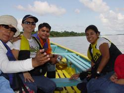 Viaje por el Amazonas