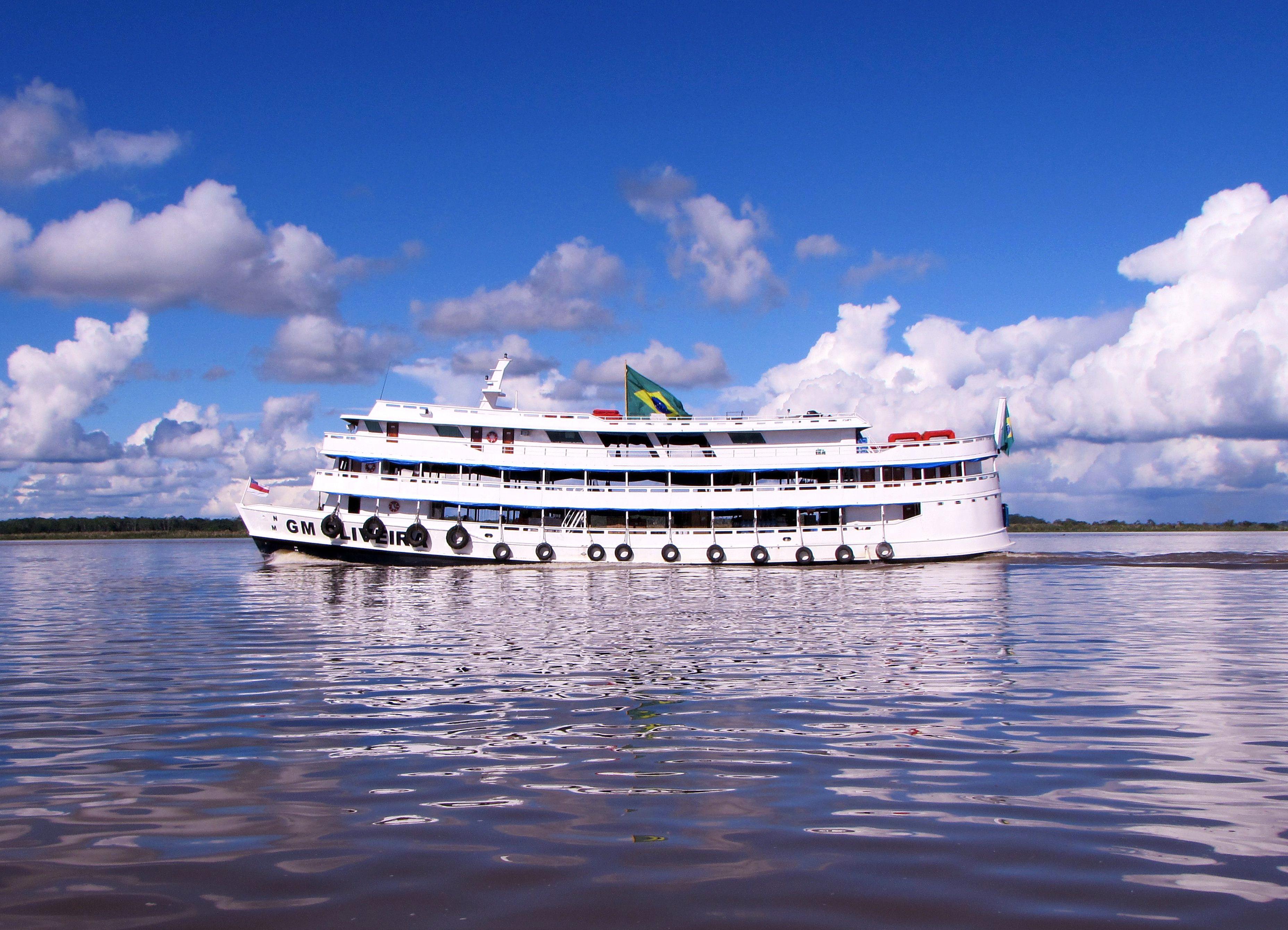 Barcos A Manaos