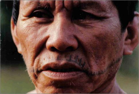 Indigena Mayoruna
