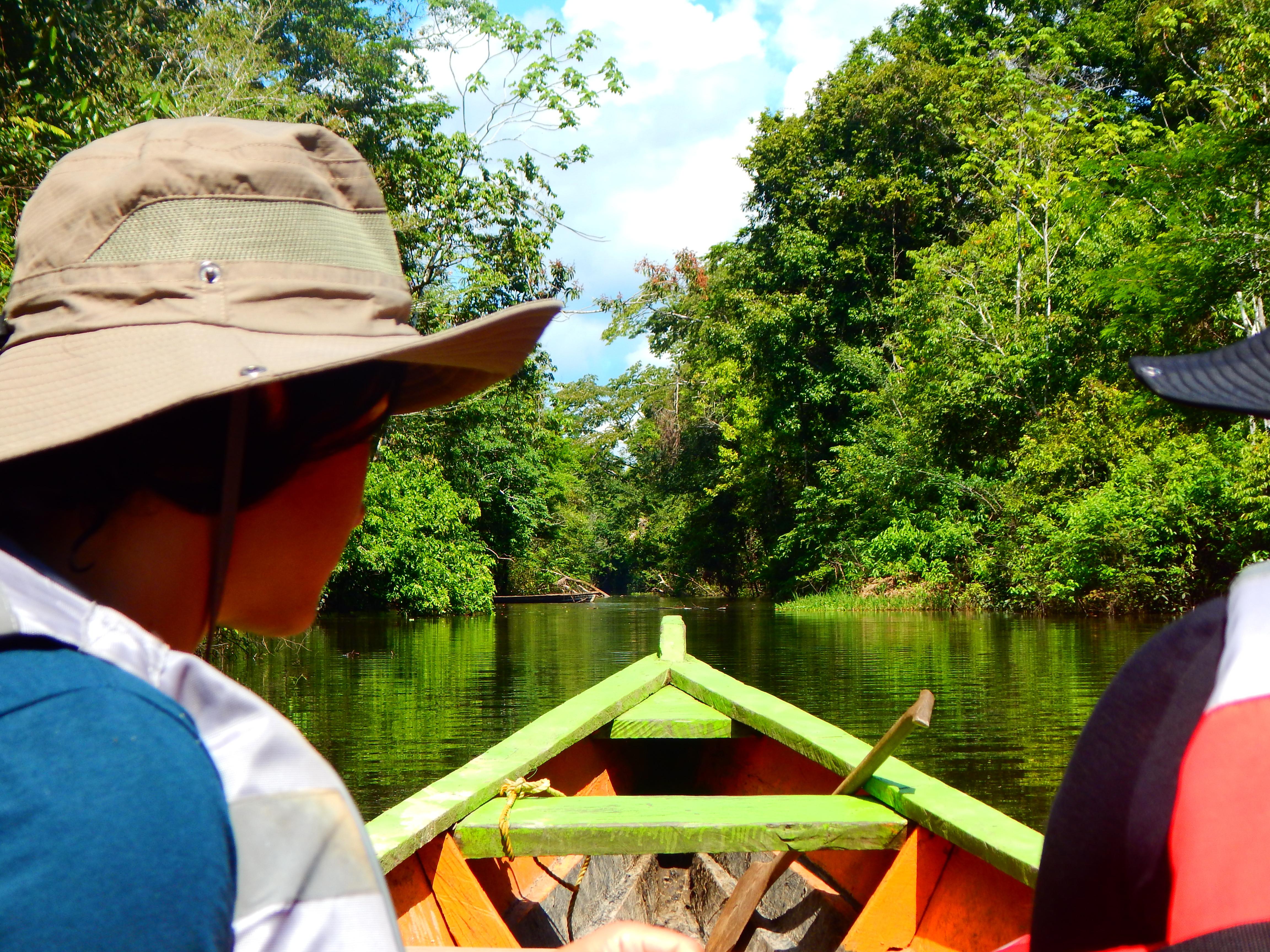 Amazon Jungles & Rivers of Adventure