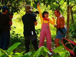 TV production in the Amazon