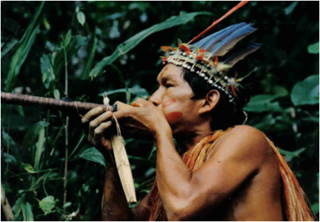 Indigena Yagua