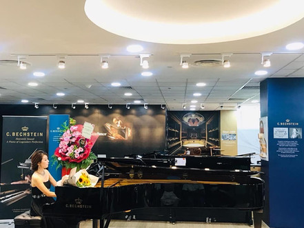 Bechstein Music World Opening Event
