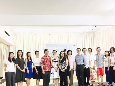 The Singapore Music Teacher's Association