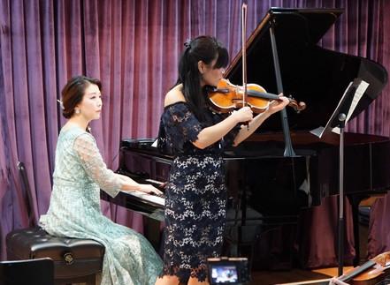 Vivienne Eio's Student Violin Recital