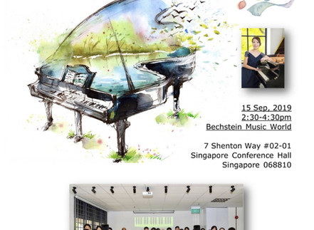 Miki Arimura Piano Studio Salon Concert Vol.4