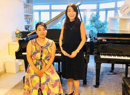 4th year, miki arimura piano studio