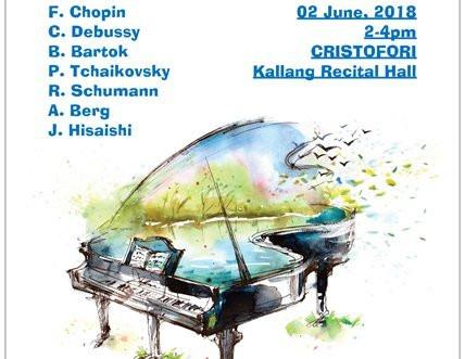 Miki Arimura Piano Studio Salon Concert Vol3