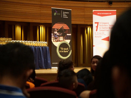 7th Singapore Performer's Festival and chamber music competition