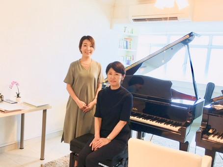 3月、mimi piano studioお陰様で3年目を迎えました。