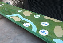 Shuffle Golf Tabletop