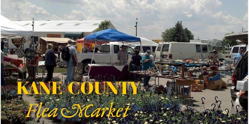 Kane County Flea Market-October