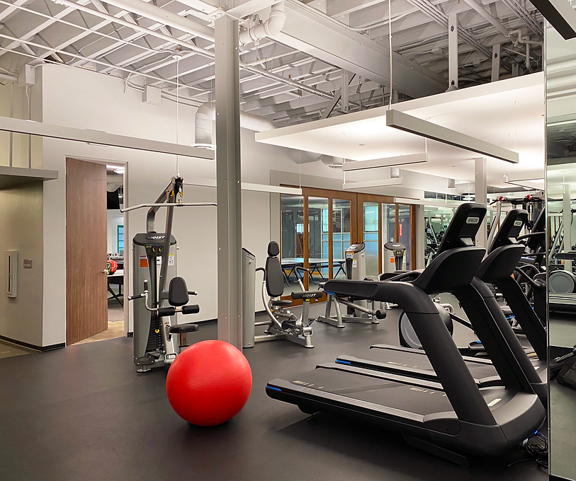 Agron Inc. Exercise Room