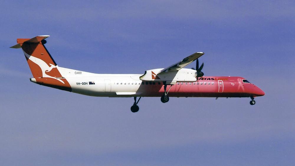 Resultado de imagem para De-Havilland Dash 8