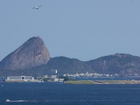 Revisão das dimensões das pistas do aeroporto Santos Dumont - Rio de Janeiro