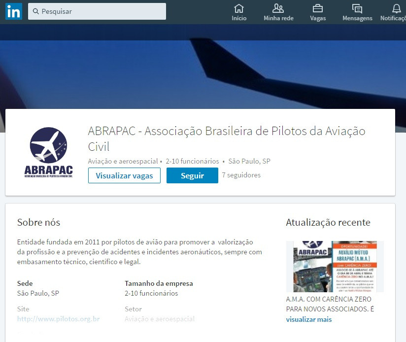 LinkedIn-ABRAPAC