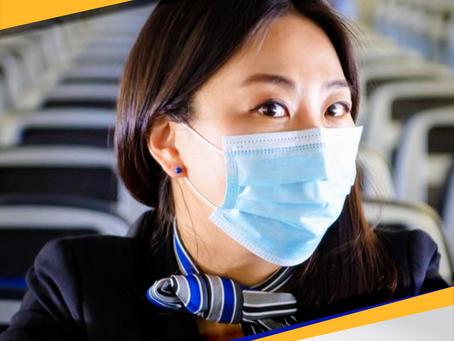 Orientações para tripulantes durante a pandemia