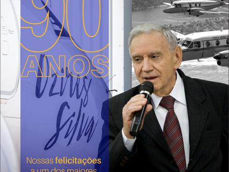 90 anos de Ozires Silva e o Voo do Impossível