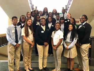 Meet Our 2018-19 Student Ambassadors