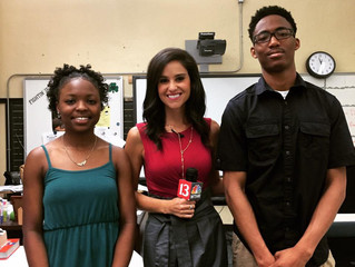 PCR Seniors Featured in WTHR News Story