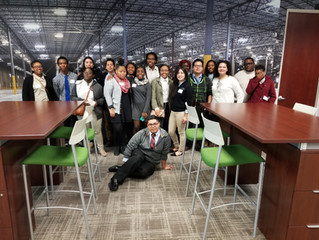 Duke Realty Holds Career Day for PCR Students