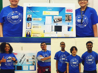 iDEW Dual Credit Students Present Final Projects