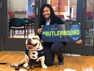 Senior Receives Full-Tuition Scholarship to Butler University
