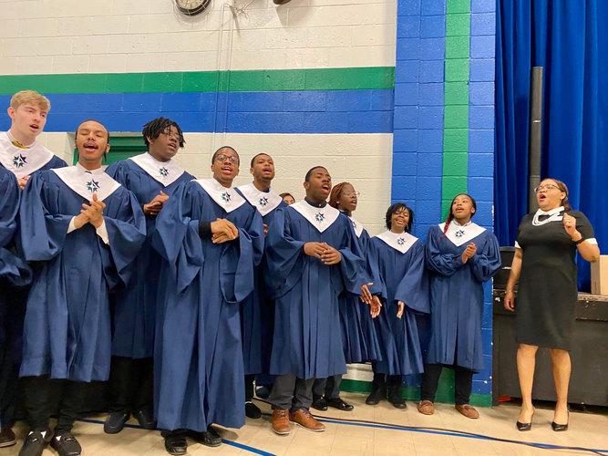 PCR Gospel Choir