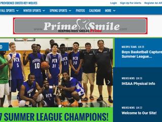 Providence Cristo Rey Launches New Athletic Website