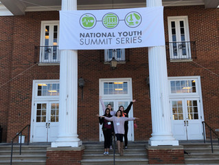 Junior Attends National 4-H National Youth Summit on Healthy Living