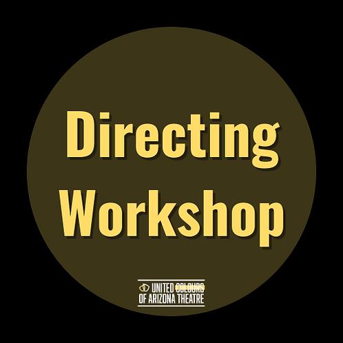 Directing Workshop