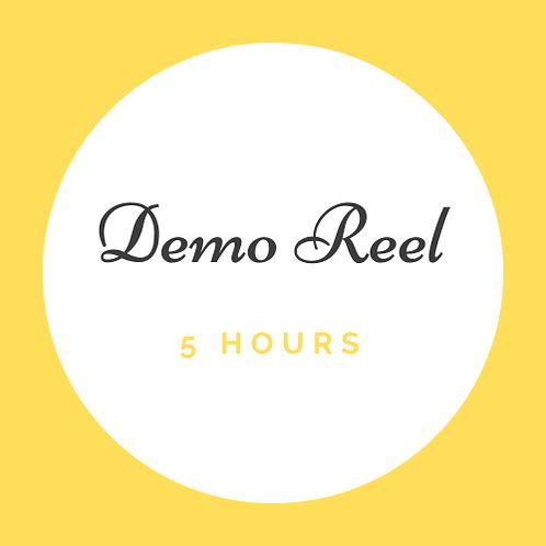 5 Hrs Demo Reel Editing