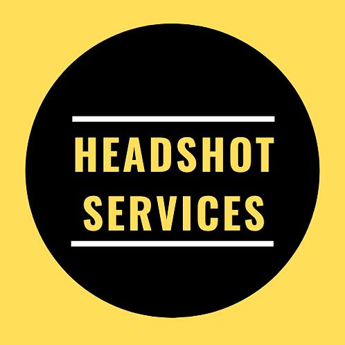Headshot Services