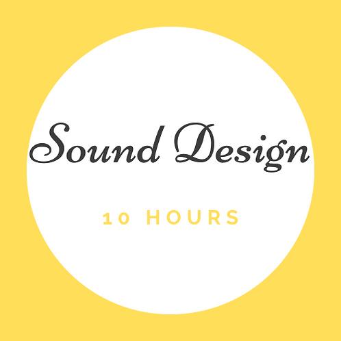 10 Hrs of Sound Design