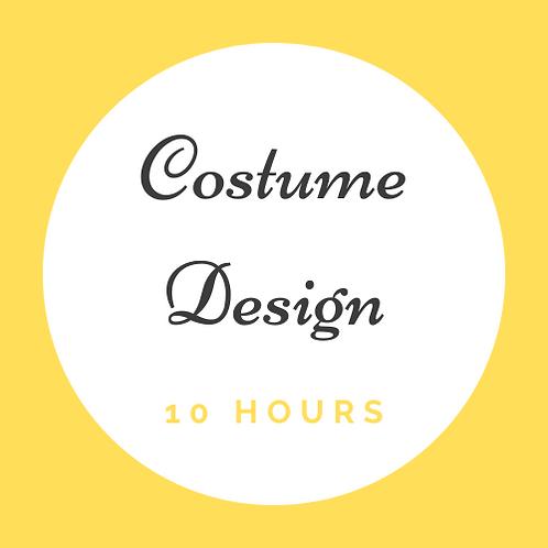 10 Hrs Costume Design
