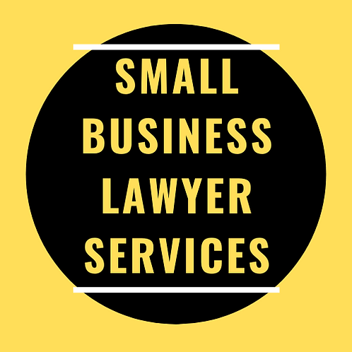 Small Business Lawyer Services