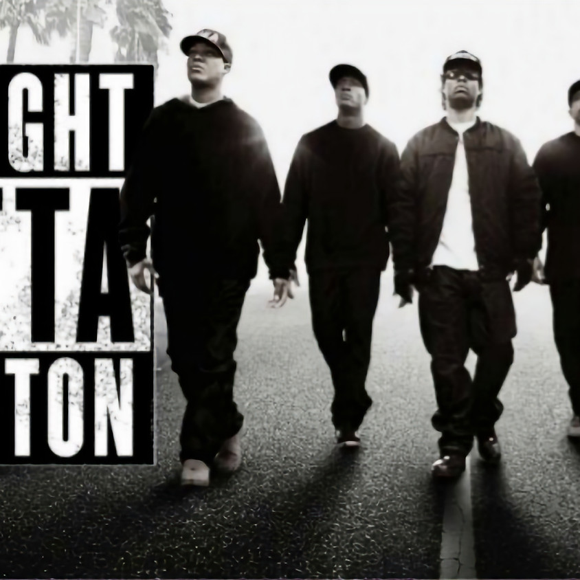Rescheduled Straight Outta Compton
