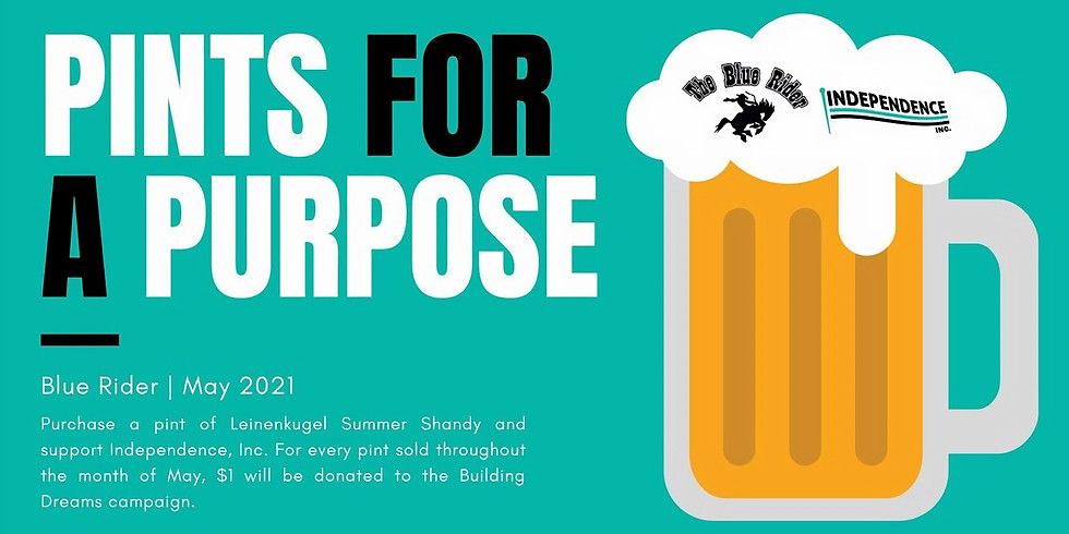 Pints For A Purpose: Independence, Inc.