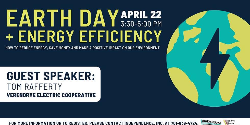 Earth Day + Energy Efficiency