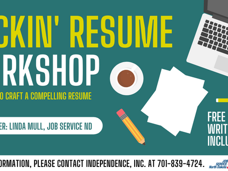 Agency to Host a Resume Writing Workshop