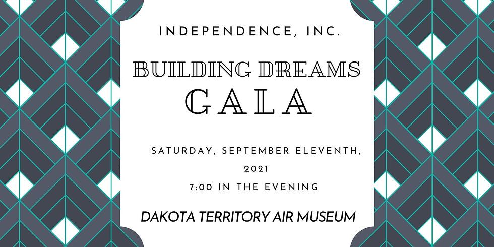 BUILDING DREAMS GALA
