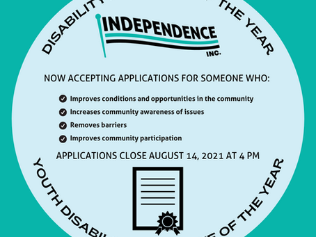 Advocate of the Year Applications Now Open!