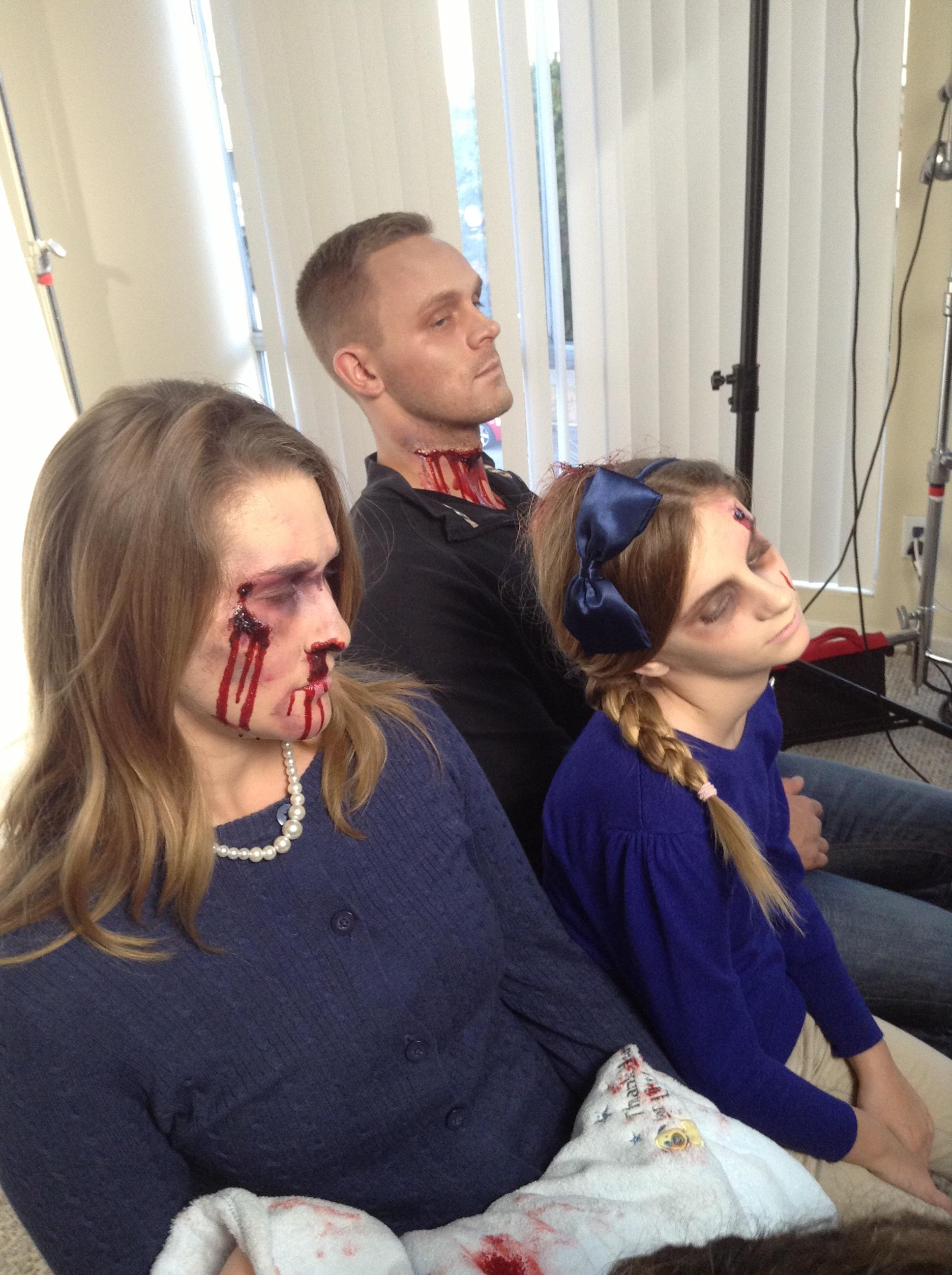Horror shoot2